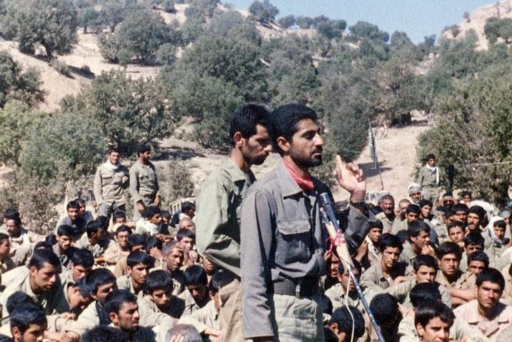 قاسم سلیمانی,دفاع مقدس جنگ تحمیلی