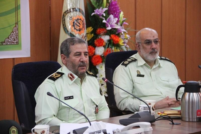 فرمانده نیرو انتظامی استان البرز در نشست خبری مطرح کرد:رسانه ها نقش مهمی در امنیت جامعه دارند