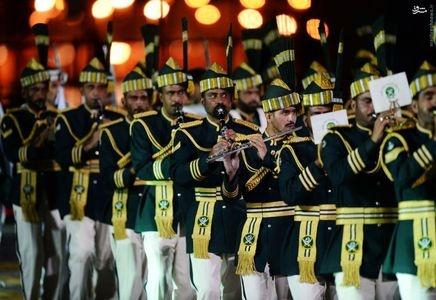 رقابت یگان موزیک ارتشهای دنیا