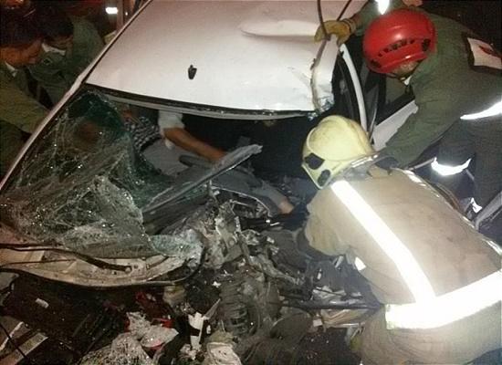 265 کشته و 6265 مجروح، حاصل حوادث ترافیکی سال 93 استان یزد