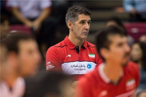 سرمربی اسبق تیم ملی والیبال، سرمربی صربستان شد