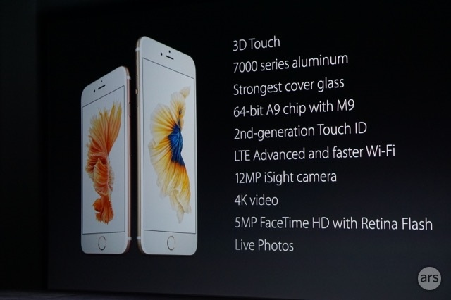 15 9 9 235927DSC00187 - رونمایی از آیفون 6 اس و 6 اس پلاس اپل/ همه چیز عوض شده است!