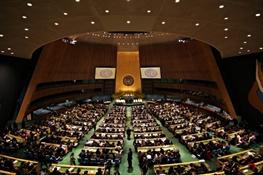 حسن روحانی,سازمان ملل