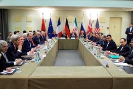 توافق هسته ای ایران و پنج بعلاوه یک برجام ,مذاکرات هسته ای ایران با 5 بعلاوه 1