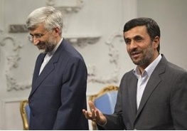 توافق هسته ای ایران و پنج بعلاوه یک برجام ,محمود احمدی نژاد