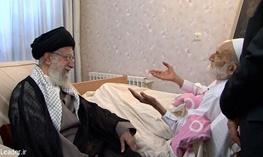 ابوالقاسم خزعلی,آیتالله خامنهای رهبر معظم انقلاب