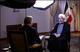 حسن روحانی,ایران و آمریکا