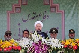نیروهای مسلح,حسن روحانی,دفاع مقدس جنگ تحمیلی
