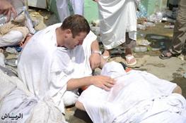 عربستان,حادثه منا حج 1394شمسی