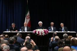 توافق هسته ای ایران و پنج بعلاوه یک برجام ,حسن روحانی,نیویورک