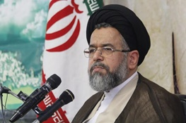 سیدمحمود علوی,وزارت اطلاعات