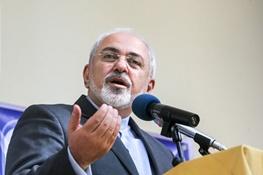 محمدجواد ظریف,خاورمیانه