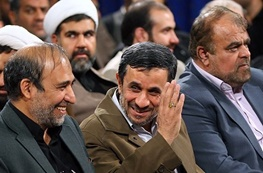 محمود احمدی نژاد,دولت دهم,انتخابات مجلس دهم