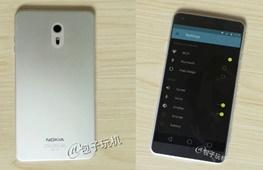 تصویر لورفته از نوکیای اندرویدی Nokia C1 مجهز به مارشمالو!