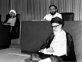 آیت الله سیدمحمود طالقانی,انقلاب اسلامی ایران,نماز جمعه