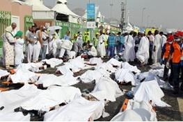 حادثه منا حج 1394شمسی ,عربستان