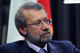 ایران و آمریکا,علی لاریجانی