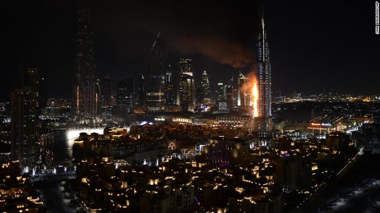 سقوط قیمت مسکن در دوبی