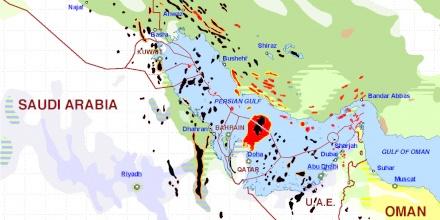 دسترسی شیعیان به نفت بیشتر است یا سلفی ها/ پراکندگی میدان های نفتی خاورمیانه را ببینید