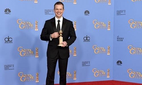 جایزه بهترین فیلم موزیکال یا کمدی به مریخی رسید / یک جایزه برای جنیفر لارنس