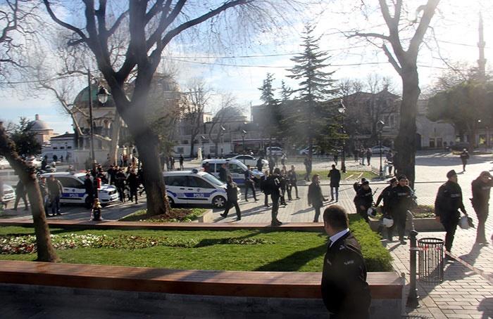 انفجار ترکیه در نزدیکی یک مدرسه ایرانی و سفارتخانه ایران بود/ این نقشه را ببینید