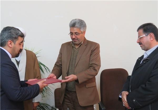 مدیر جدید بنیاد مسکن انقلاب اسلامی خوسف منصوب شد