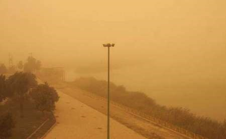 پیشبینی آلودگی هوا برای البرز