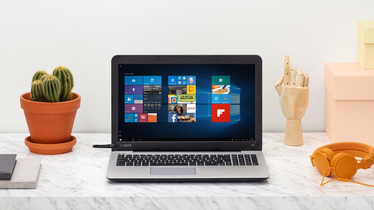 چگونه صفحه اسکرین معمولی لپتاپ خود را لمسی کنیم؟