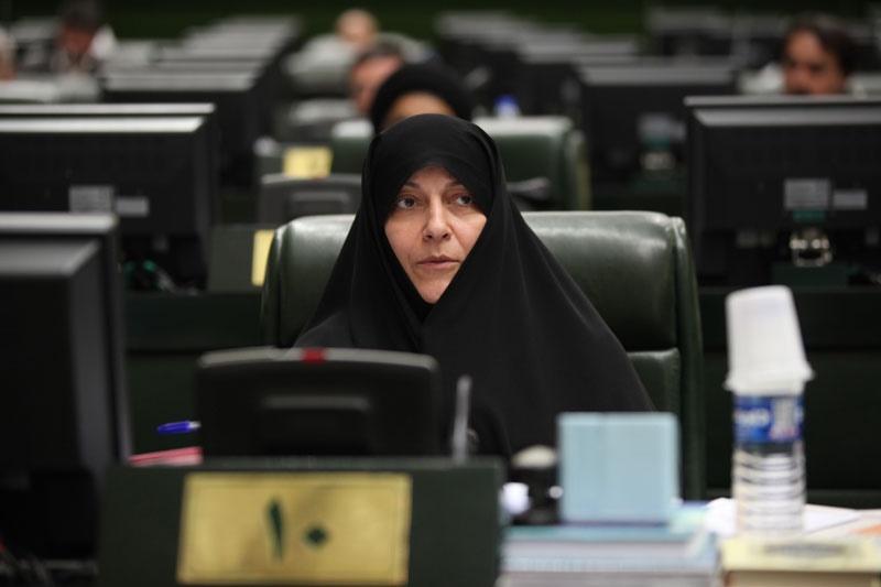 رئیس فراکسیون زنان مجلس نهم: با حضور بانوان در مجلس مشکلی نداریم