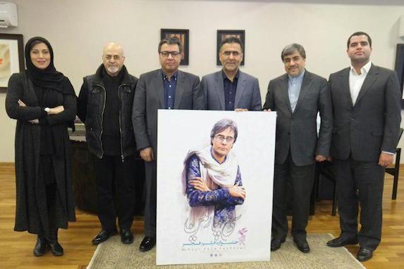 دیدار وزیر ارشاد با دستاندرکاران جشنواره فیلم فجر