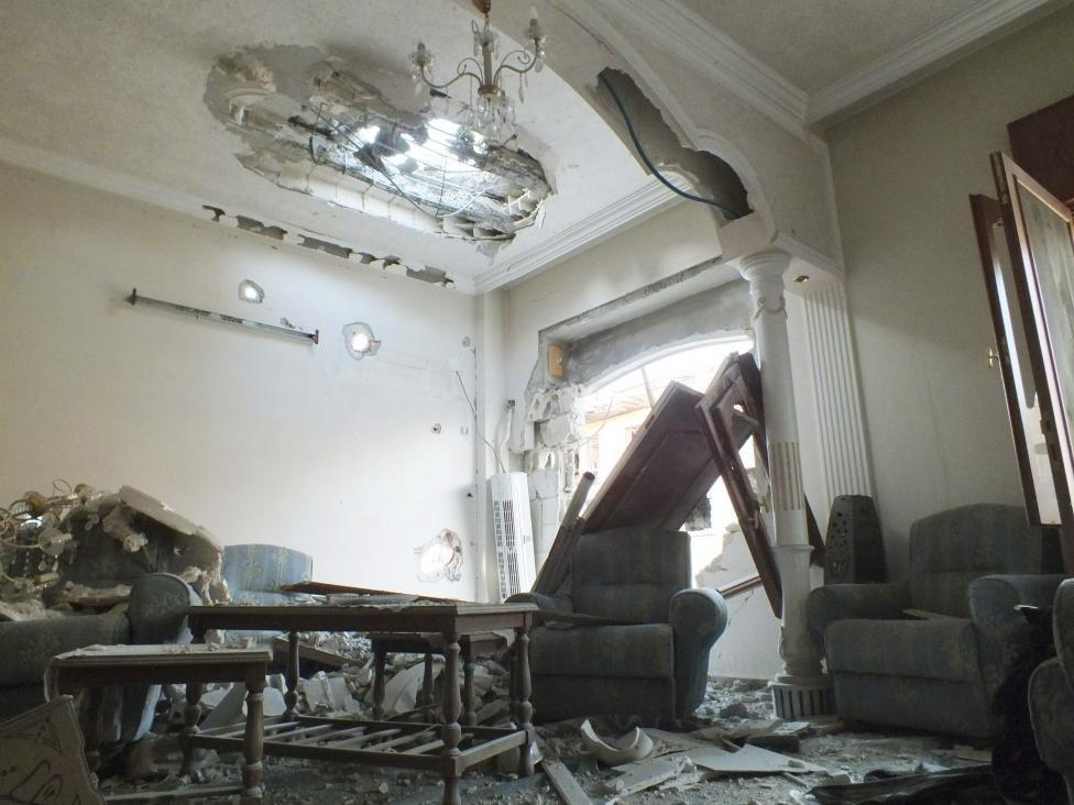 رویترز این تصاویر را همزمان با مذاکرات صلح سوریه منتشر کرد