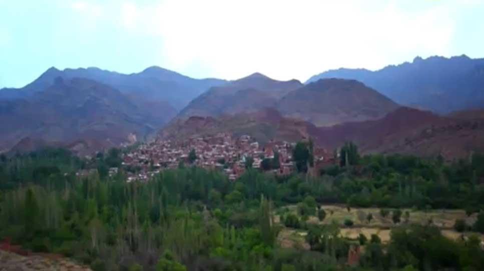 اینجا ابیانه کاشان است؛ یک روستای رویایی