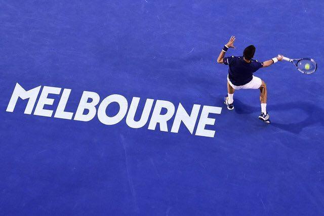 تصاویری از قهرمانی جوکوویچ در اوپن استرالیا