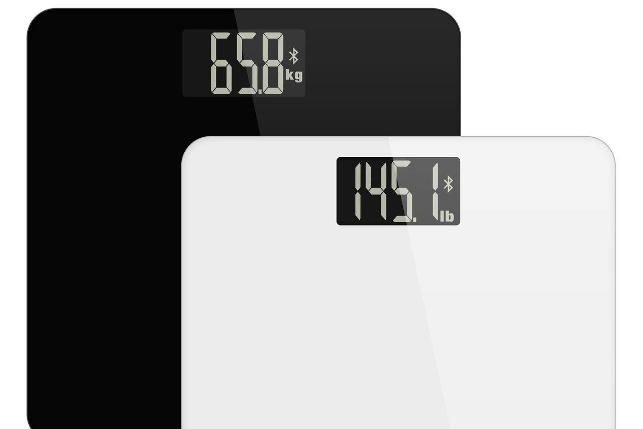 نمایش ترازوی بیسیم جدید در CES 2016 که اجازه نمیدهد از وزنتان فرار کنید