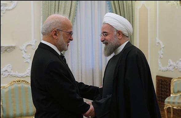 انتقاد روحانی به رفتار غیرخردمندانه عربستان در دیدار با وزیرخارجه عراق