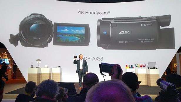جزییات کنفرانس خبری سونی در CES 2016: از بهترین دوربین جهان تا تلویزیونهای جدید 4K اندرویدی
