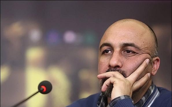 رضا عطاران در بیمارستان / دلگیری این روزهای بازیگر «نهنگ عنبر»