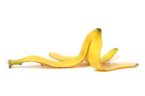 گنج ویتامین و مواد معدنی د رپوست موز