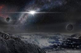 این تصویر بزرگترین انفجار دیده شده عالم است؟/عکس روز ناسا