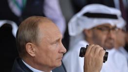 ایران و روسیه,جهان عرب,روسیه