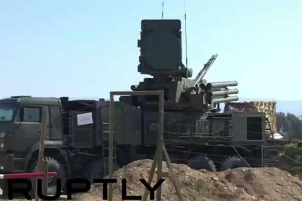 فیلم | قویترین سامانه دفاع هوایی جهان در ارتش روسیه