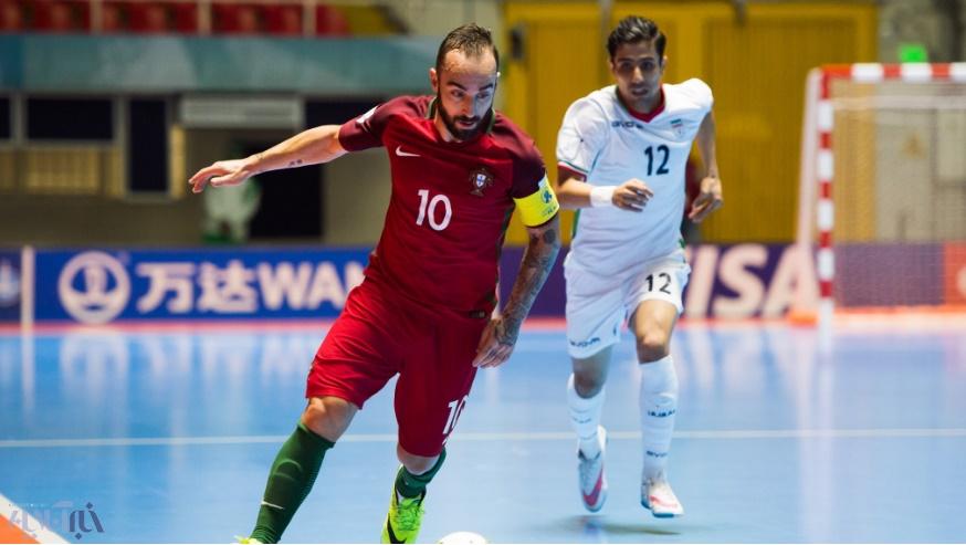 تصاویر | شاهکار فوتسال ایران برابر پرتغال | کسب سومی جهان برای نخستین بار