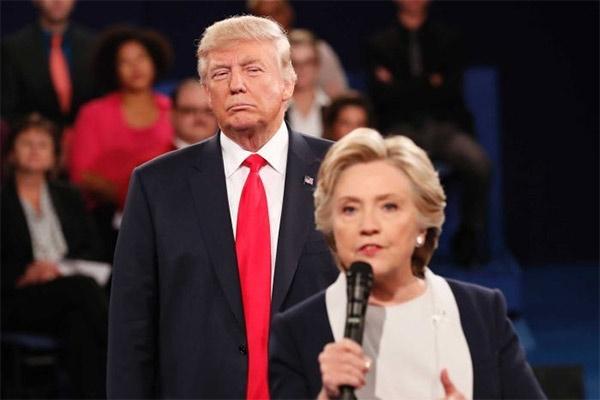 فیلم   ترامپ پای داعش را به بحث حاشیههای فساد جنسی خود کشید
