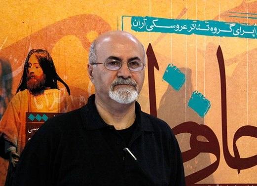 ارتباط عاشقانه یک هنرمند اهل تسنن با حماسه حسینی