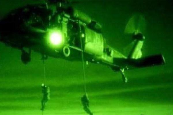 فیلم | عملیات آزادسازی موصل | آتش سنگین هلی برن پس از فرمان العبادی