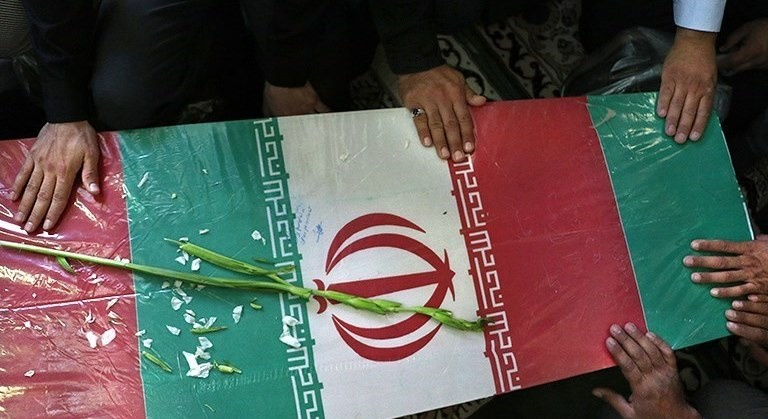 مراسم وداع با پیکر ۲ شهید گمنام در کرج برگزار میشود