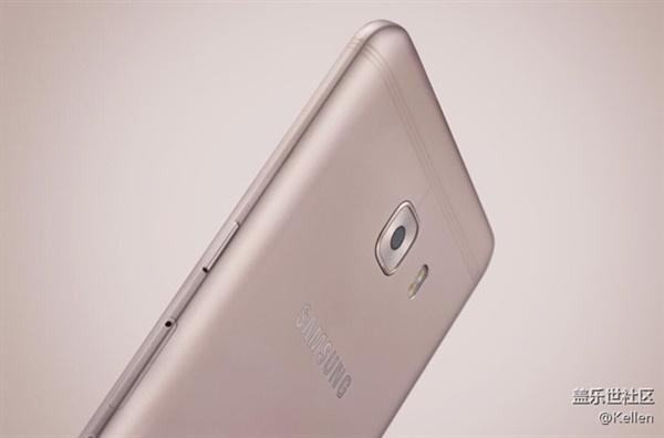 کپی سامسونگ از اوپوی چین در طراحی آنتن گوشی سی ۹ پرو