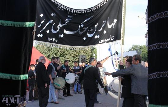 خوزستان کوچک در قلب آذربایجان/ اعراب ساکن تبریز به استقبال محرم می روند