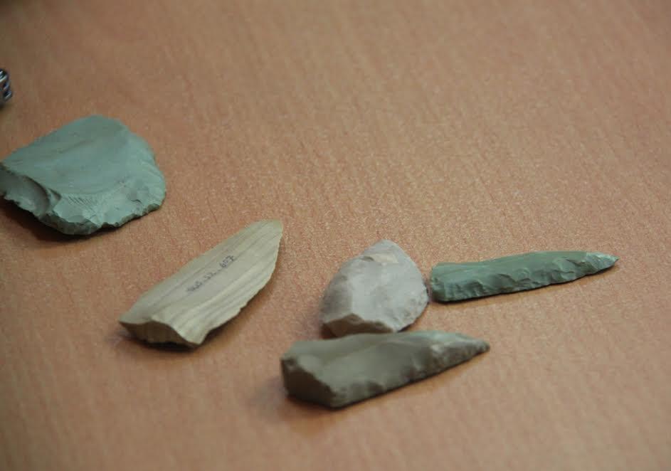 باستان شناسان ایرانی و فرانسوی در جستجوی منبع دست افزارهای سنگی میرک سمنان
