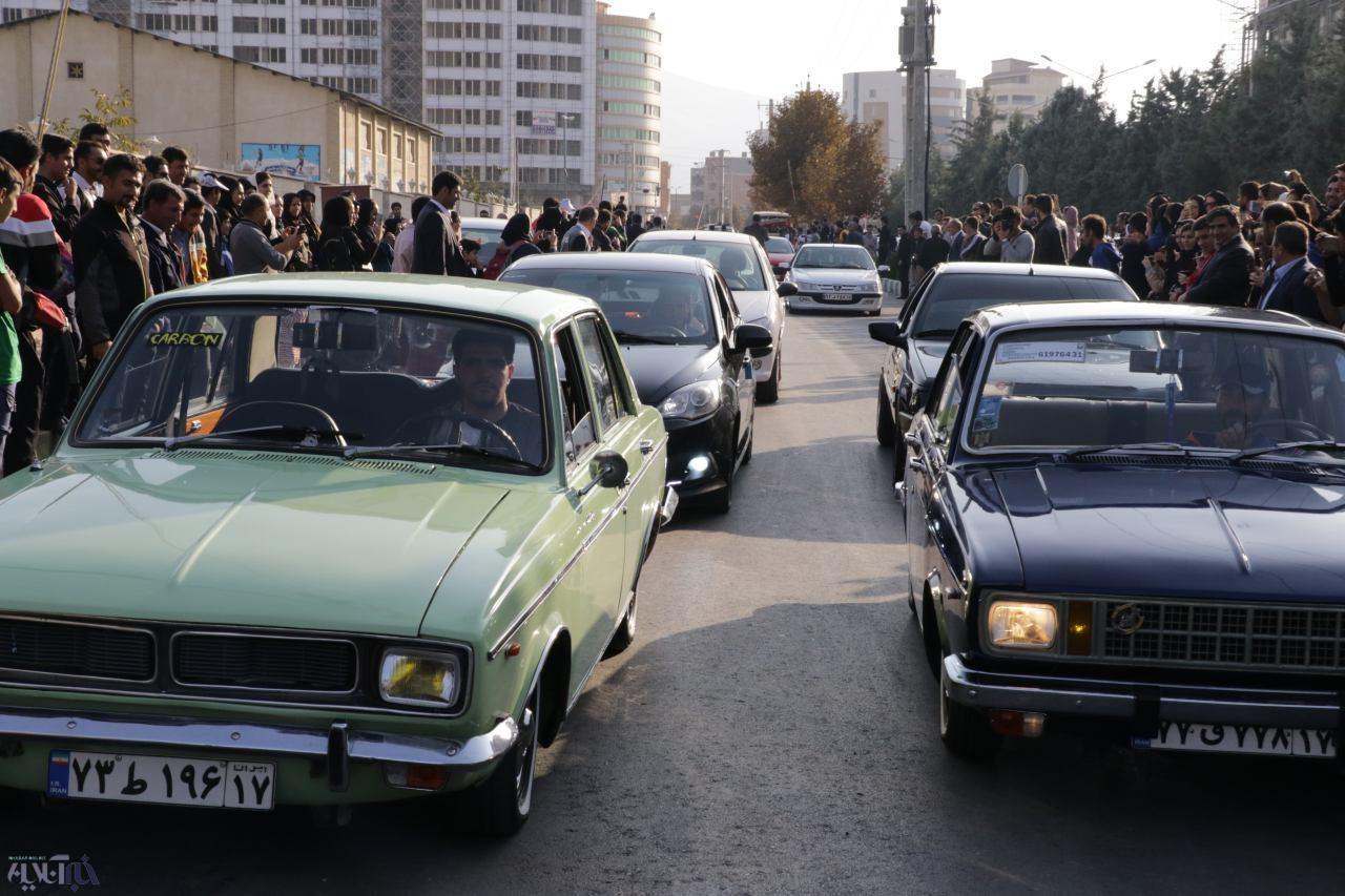 برای اولین بار در کشور: رژه هیئتهای ورزشی در ارومیه